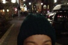 Lee Hyori… Midnight Selca Sporting Casual Fashion without Makeup