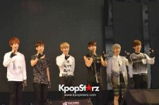 A-JAX Shows Off Their Powerful Vocals And Strong Choreography At Korea Festival 2013 – Vizit Korea