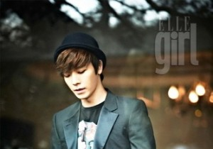 Super Junior Donghae's Magazine Photo Collection