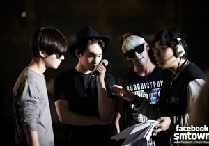 SMTOWN LIVE WORLD TOUR III in TOKYO SPECIAL EDITION Rehearsal