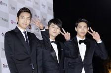 Shin Min Chul, Seo In Guk, Kim Jae Young