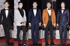 Kim Soo Hyun, Lee Joon, Jo Jung Suk, Lee Jung Jae & Shin Hyun Joon