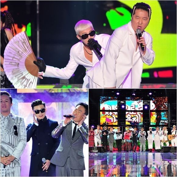 'Infinite Challenge Music Festival' Number 1 Song on Music Charts