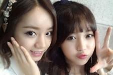 Girls' Day Hyeri-Yoora Celebrates 3 Year Anniversary Since Joining Group