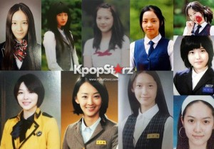 Graduation Photo of K-POP Girls Idols Cute! Looks Different? Who Is She!?