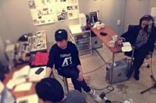 jang woo hyuk recording room