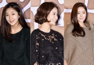Baek Jin Hee, Im Jung Eun & Hong Soo Ah