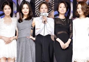 Lee Ji Ah, Seo Young Hee, Um Ji Won, Son Yeo Eun, Jang Hee Jin