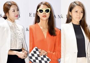 So Yi Hyun, Park Ji Yoon, Chae Jung An