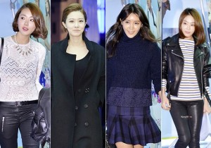 So Yi Hyun, Kim Yoo Ri, Chae Jung An, Kang Ye Won