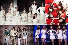 K-Pop girl groups