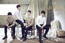 2AM to Release New Album 'Nocturne' on November 19