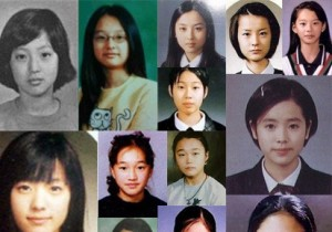 Compare KDrama's Actresses Graduation Picture Touched Up with Current Look