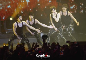 Infinite puts on a show for Los Angeles Inspirits [Photos]