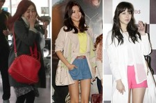 SNSD Soo Young, Jung Ryu Won, Park Shi Young