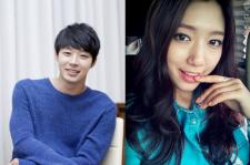 YOOCHUN AND PARK SHIN HYE