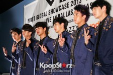 VIXX Live in Dallas - Press Conference