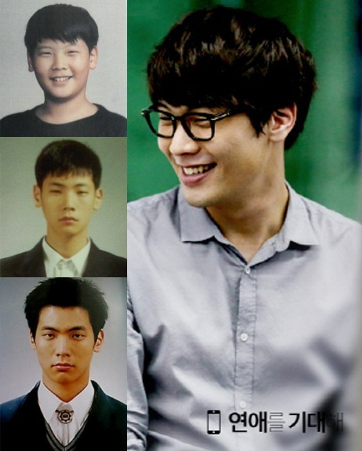 Choi Daniel in 'Looking Forward to Romance'key=>2 count25