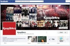 KpopStarz 1MM Facebook