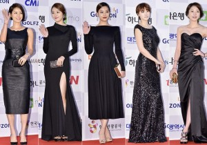 Kim Sung Ryung Vs. So Yi Hyun Vs. Oh Yeon Seo Vs. Yoo In Young Vs. Sa Hee