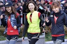 Song Ji Hyo, Park Soo Jin, Lee Young Eun