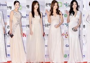 T-ara's Soyeon - Song Hye Gyo - Wang Bit Na - Lee Yoo Bi - Hong Soo Ah - Kang Han Na - Kim So Yeon - Jung Ga Eun