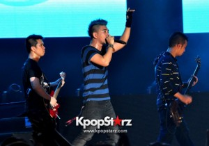 Asia's Musical Talent AOA, Nidji, Rocksteddy, D=OUT, Bosco And More Successfully Put Up A Wonderful Show At Sundown Festival 2013 In Singapore [PHOTOS]