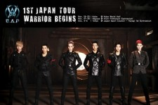 B.A.P Holds Successful First Japan Tour with 5,000 Fans