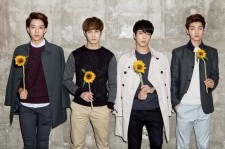 CN BLUE's 1st Best Album… 'Japanese Songs Sung in Korean'