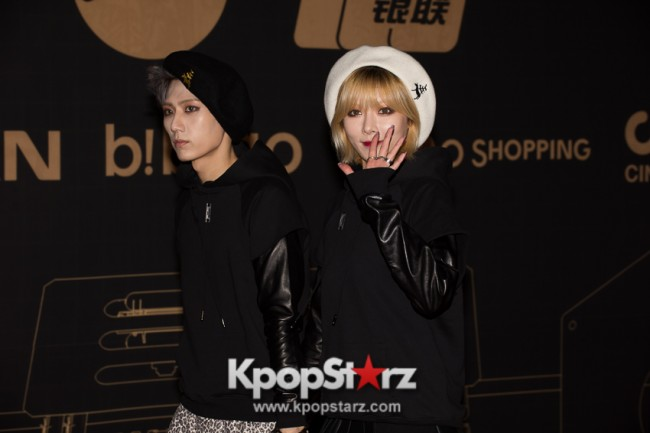 [PHOTOS] MNET Asian Music Awards 2013 MAMA in Hong Kong - Troublemaker -on the Red Carpet - Nov 22 2013key=>1 count8