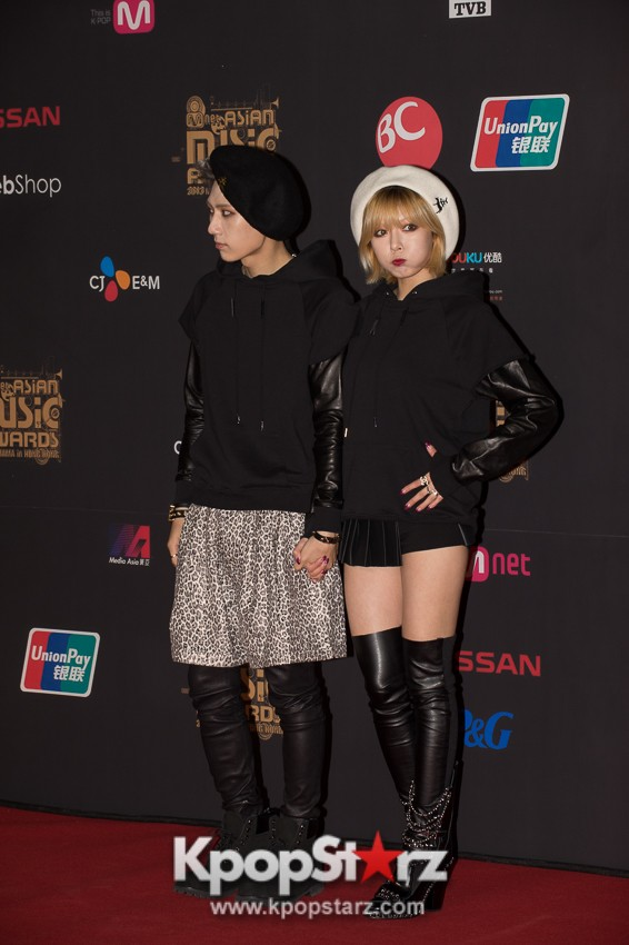 [PHOTOS] MNET Asian Music Awards 2013 MAMA in Hong Kong - Troublemaker on the Red Carpet - Nov 22 2013key=>2 count8
