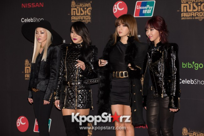 [PHOTOS] MNET Asian Music Awards 2013 MAMA in Hong Kong - 2NE1 on the Red Carpet - Nov 22 2013key=>4 count8