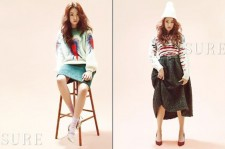 song jieun photo shoot with sure