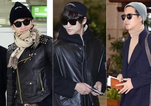 Rain, Kim Bum, Jo In Sung