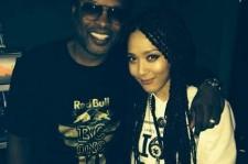 Yoon Mi Rae Meets with Famous U.S. Hip Hop DJ Jazzy Jeff