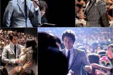 Kim Bum Attends 'That Winter, The Wind Blows' Premium Live Show in Japan