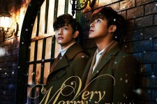 TVXQ 'Very Merry X-mas' Continues to Ranks Number 2 on Japan Oricon Chart for 6 Days