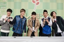 YG Entertainment WINNER Holds Successful First Japan Fan Meeting with 8,000 Fans