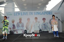 LC9 Has A Memorable Time With LoveBeats At LC9 Showcase Live In Singapore, Proves They Are The League of Competition! [PHOTOS]
