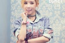 SECRET Sunhwa-Hana Release Teaser Photos Online