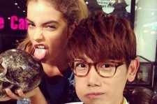 ERIC NAM AND BARBARA PALVIN