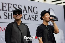 LeeSsang Receives Overwhelming Love At '2013 LEESSANG 1st Asia Showcase In Singapore' Fanmeet; Delighted Gary Welcomes Fans To Visit Them at LEESSANG Company [PHOTOS]