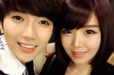 JAEHYUNG AND SISTER