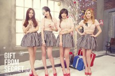 SECRET Releases Group Teaser Photo, 'Cute and Lovely'