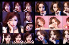 T-ARA Soyeon and Jiyeon Individual Teaser Photos Released Online