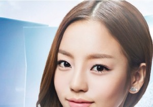 KARA Goo Hara's 'Swarovski's Hello Kitty' Photo Gallery