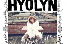 Sistar singer Hyolyn skyrocketed to the top of the Billboard K-Pop Hot 100 this week, with two singles from her first solo album,
