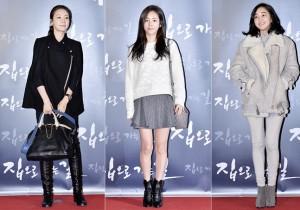 Choi Ji Woo, Han Ji Min, Soo Ae