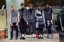 Boys Republic Poses For Media in Exclusive Interview Session in Malaysia - Dec 7, 2013 [PHOTOS]