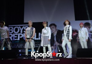 Boys Republic ''I'm Ready'' Showcase in Malaysia - Dec 8, 2013 [PHOTOS]